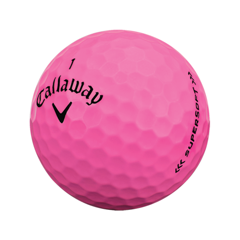 Balls 2017 supersoft pink tech